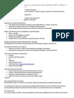 Protección no jurisdiccional del derecho a la no discriminación CNDH, CONAPRED, CDHDF Y COPRED. Carla Verónica Calcaneo Treviño (CONAPRED)