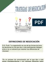 (CAP1) TECNICAS Y ESTRATEGIAS DE NEGOCIACIÓN