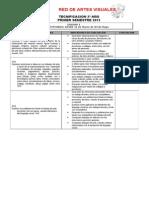 TECNIFICACION ARTES VISUALES - 2013 -1º sem. 2º