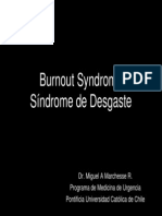 Syndrome Burnout