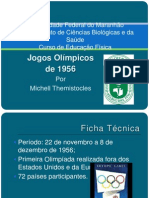 Jogos Olímpicos 1956
