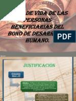 Bono de Desarrollo Humano - Presentacion