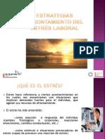 PRESENTACCION_LARGA_ESTRATEGIAS AFRONTAMIENTO DEL  ESTRÉS