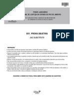 Prova Objetiva Magistratura Tjrj 2013 Caderno 4