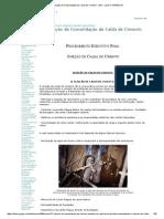 27) Injeção de Consolidação de Calda de Cimento - LAN - LUIZ A