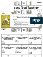 Frog and Toad Together Game