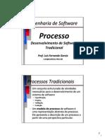 Www.garcia.pro.Br_EngenhariadeSW_Engenharia SW I - Parte 2 - Processos Tradicionais