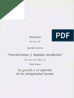 Andreu Agustin - Gnosticismo Y Mundo Moderno