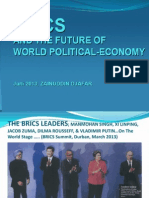 BRICS AND THE FUTURE OF WORLD ECONOMY 05 JUNI 2013.ppt