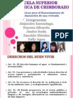 Financiamiento de Vivienda - Presentacion