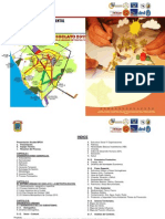 Plan de Desarrollo Urbano Ambiental Metropolitano de Chiclayo Al 2015