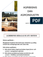 2 Sistem Agroindustri