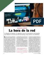 Revista Noticias- Streaming de Música en Argentina