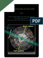 Prediction August 2009 Pt 2 Lhasa and Return of Atlantis-Meru