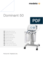 Instructions for Use Dominant 50