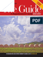 Rappahannock News Guide to Rappahannock County 2013
