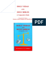 Holy Veda & Holy Bible