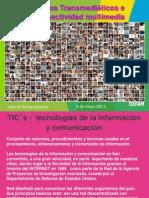 Tics.transmedia