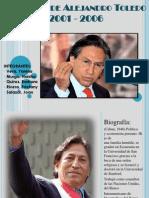 gobiernodealejandrotoledo2001-2006diapositivas-130106135329-phpapp02