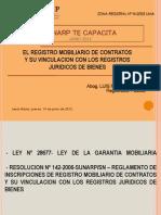 28.06 GARANTIAS MOBILIARIAS