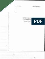 Bilderberg Meetings Conference Report 1955 (Barbizon, France)