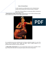 Styles+of+Classical+Dance.Pdf