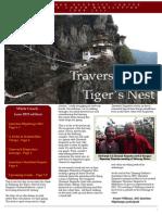 Jamchen Newsletter June 2013