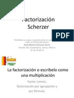 15 Factorizacion