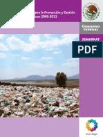 programa nacional para la prevencion y gestion integral de los residuos PNPGIR.pdf