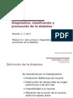 1_1 Diagnostico, clasificacion, prevencion