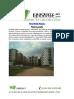 2 bhk flats in zirakpur in Panchkula Heights