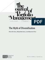Chua Kritzman and Page- The Myth of Diversification.pdf