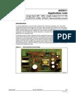 Adaptor 5V2_2A ST