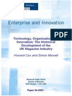 Technology Organisation