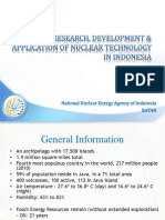 Nuclear Applications - Indonesia _mail