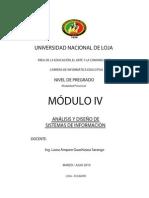 MODULO-4-ANALISIS-Y-DISEÑO-DE-SISTEMAS-DE-INFORMACION