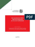 raccomandRaccomandazioni SIMTI sugli emocomponenti per uso non trasfusionaleazioni_emocomponenti