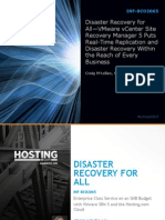 BCO2065-Disaster Recovery for All—VMware vCenter Site Recovery Manager 5 Puts Real-Time Replication and Disaster Recovery Within the Reach of Every Business_Final_US.pdf
