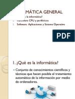 Tema 1 - Informática general