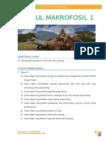 Modul I Pengertian Fosil Untuk Guru.doc