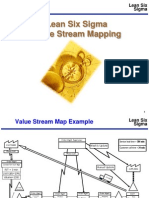 Lean 6-Sigma - Value Stream Mapping.ppt