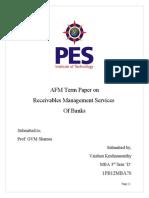 AFM Term Paper.doc