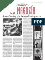 Susan Sontag y la fotografía de guerra