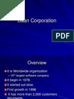 Baan Corporation