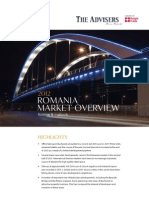 Romania Market Overview 2013