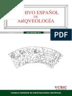 archivo español de arqueologia 48