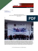 MWC2013 Backhaul Report