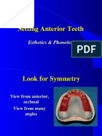 14. Set Anterior Teeth.ppt