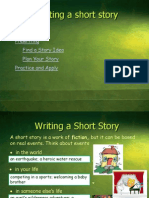 Short Story writing - Copy.ppt