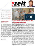 Newsletter Ihrer Landtagsabgeordneten Dr. Silke Lesemann